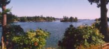 View from Saxe Point in Esquimalt